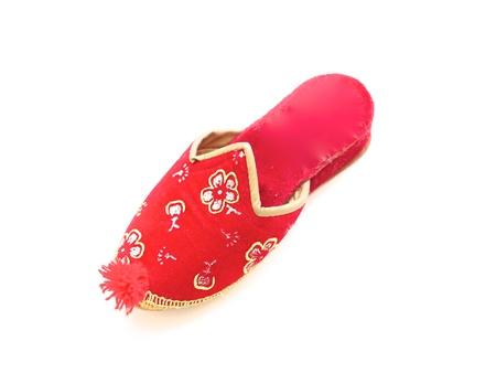 houseshoe: Oriental Shoe Stock Photo