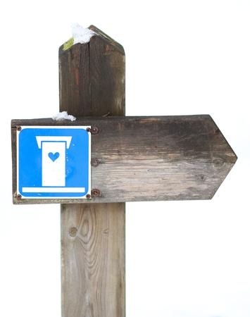 bathroom sign: Bathroom Sign