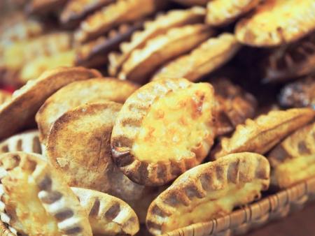 pasty: Karelian pasty
