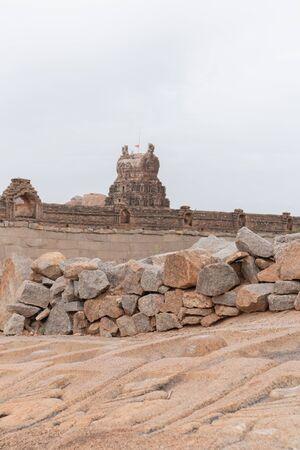 Shiva Linga at Malyavanta Raghunatha Temple, Hampi, Karnataka