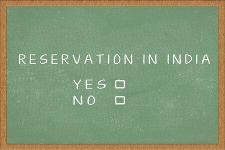 Reservation in education and employment is equality before law, Reservation system in india is to provided to give equal opportunity to the lower class pepole.