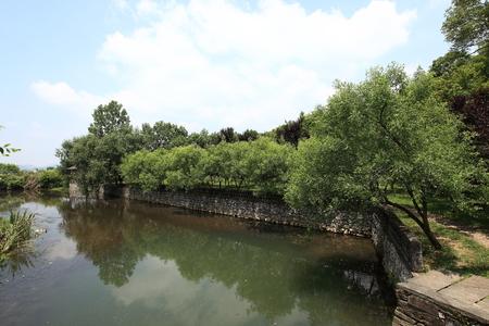 superficie: Yan �rea esc�nica Tian