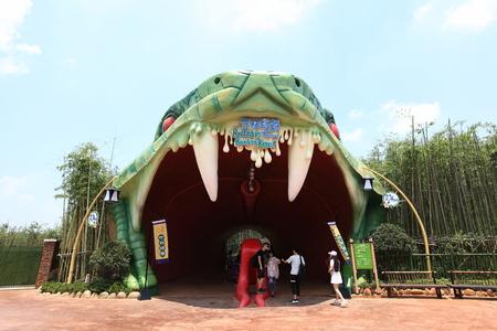 Nanchang Wanda theme park