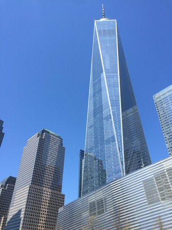 New York City One World Trade Center