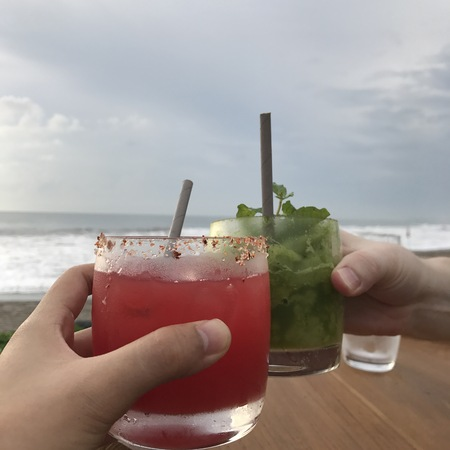 Cocktail Sea View