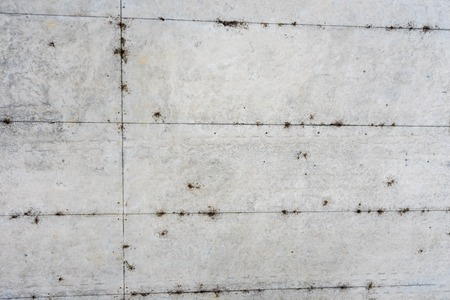 dirty room: cement wall structure