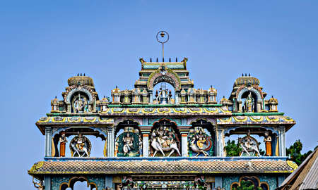 Arulmigu Abhirami Udanurai Amirthakadeshwarar Swamy Temple, Thirukadaiyur , Tamil Nadu.