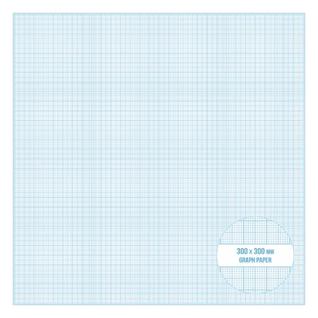 Vector blue printable metric graph paper 30x30 cm size 1mm grid vector vector blue printable metric graph paper 30x30 cm size 1mm grid accented every centimeter malvernweather Gallery