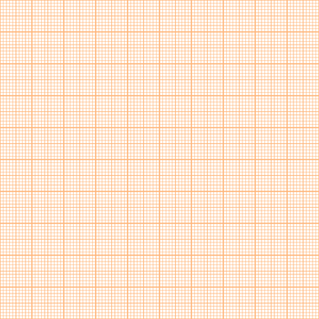 Vector Blue Dotted Grid Graph Paper Seamless Pattern, Printable