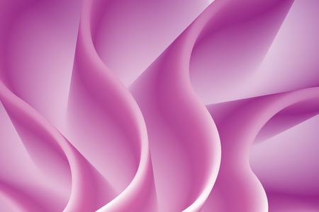 紫色のツイストマシュマロ、ゼファー、カップケーキトップまたは甘いクリームの背景のベクトルイラスト