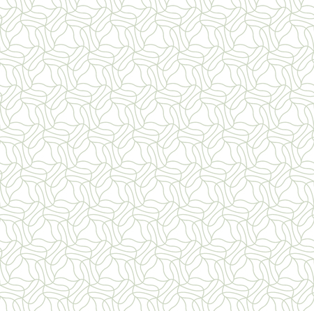 Geometric ornament in two light colors, modern stylish texture, can be used in fashion industry for textile print or decor 版權商用圖片 - 120640023