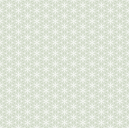 Geometric ornament in two light colors, modern stylish texture, can be used in fashion industry for textile print or decor 版權商用圖片 - 120640025
