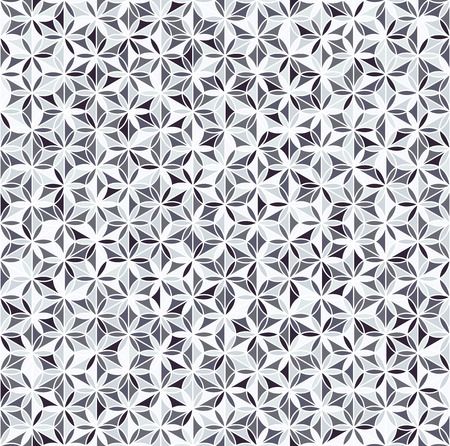Geometric ornament in two light colors, modern stylish texture, can be used in fashion industry for textile print or decor 版權商用圖片 - 120640026
