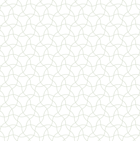 Geometric ornament in two light colors, modern stylish texture, can be used in fashion industry for textile print or decor 版權商用圖片 - 120640030