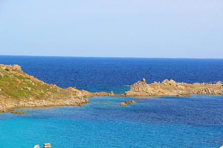 the splendid sardinian sea Reklamní fotografie