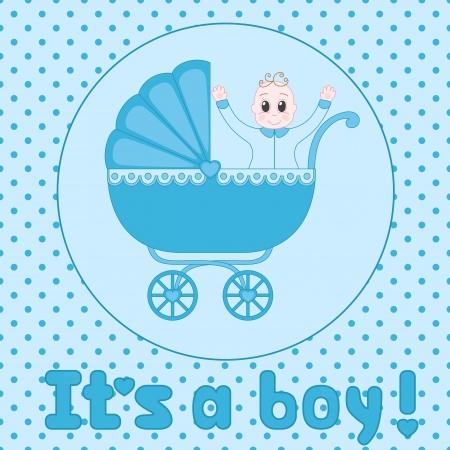 it s a boy: It s a boy baby shower announcement