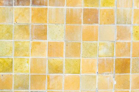 kitchen shower: orange color wall brick