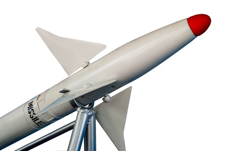 missile: Missile Stock Photo