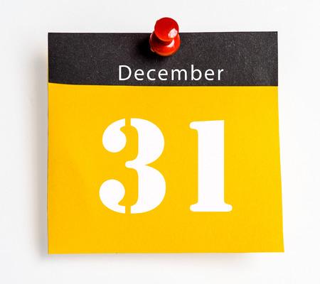 december: december 31