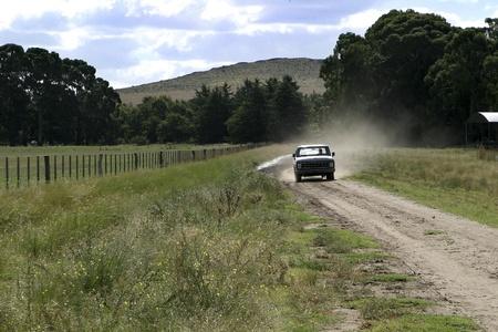camino: Camino rural del campo.