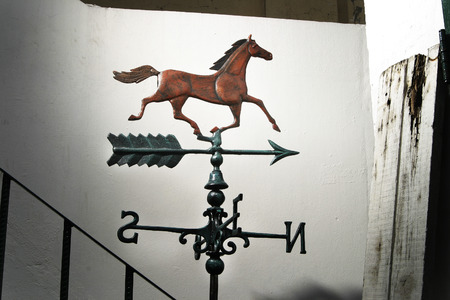 The weathervane is the oldest and most popular of the devices that, from remote times, has allowed to know the origin of the winds.