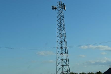 Large high rise power tower utilizing energy