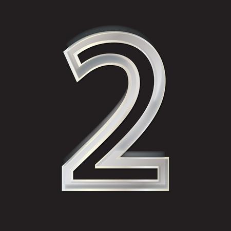 number 2: Number 2