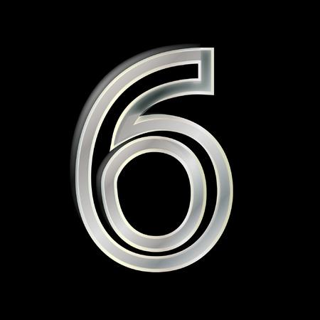 number 6: Number 6