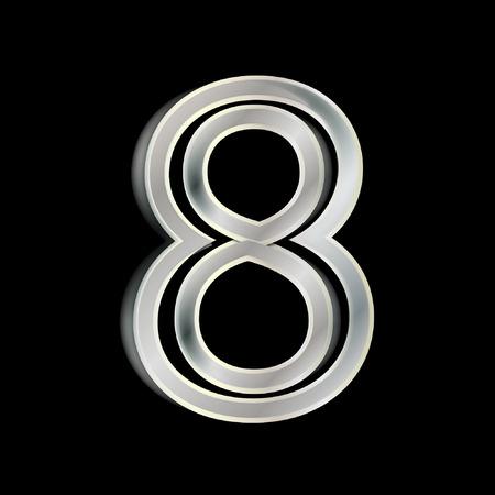 number 8: Number 8