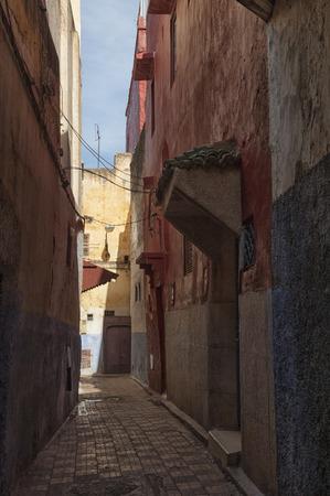 Medina of Meknes, Morocco Stock fotó