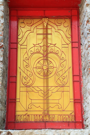 crafted: temple window