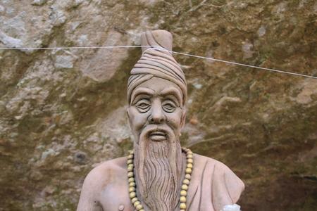 Rishi statue photo