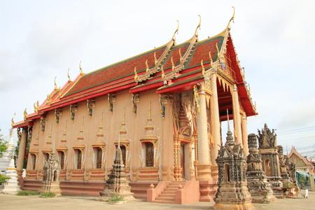 temple at wat ban sang , Wangnoi , Ayutthaya photo