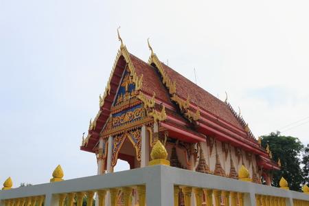 phon: Temple at wat phon Thong, Nong kae, Saraburi