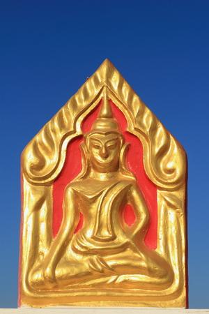 bang pa in: buddha status at wat prod sat, Bang pa In, Ayutthaya