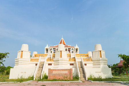 simulations: Simulation for Nakhon luang castle under sunlight