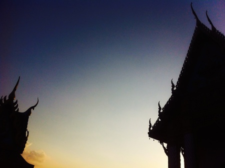 art: Beautiful art form of Thailand Thailand. Stock Photo