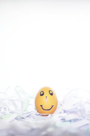 sanctioned: Smiled eggs