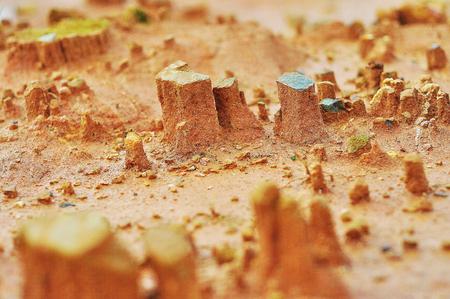 Desert background.