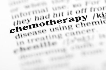 化学療法 (辞書プロジェクト、マクロ撮影、浅い自由度) 写真素材