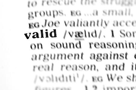 valid: valid (the dictionary project, macro shots, shallow D.O.F.)