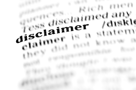 disclaimer (the dictionary project, macro shots, shallow D.O.F.)