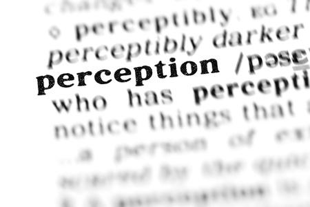 perceptie: