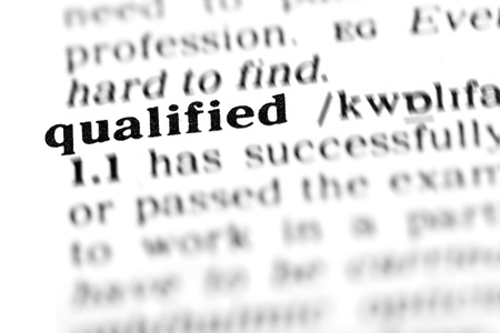 qualified: qualified