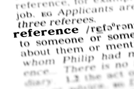 referenz: Referenz (W�rterbuchprojekt, Makro-Aufnahmen)