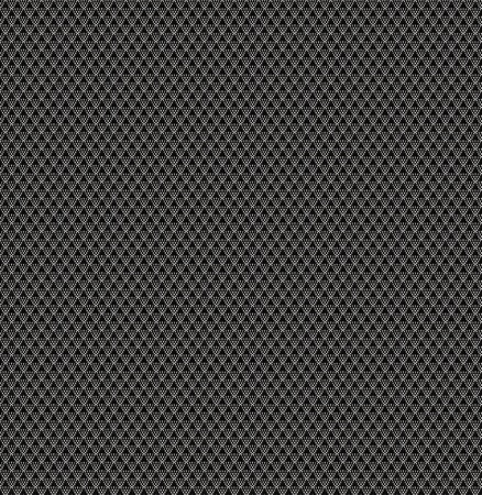 seamless fabric background, modern design, black and white