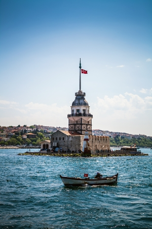 Cruise in Bosphorus, Maiden
