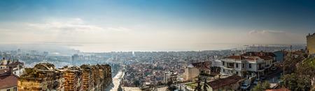 thessaloniki: Panorama of Thessaloniki City