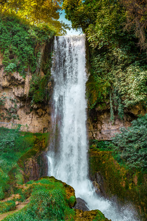Edessa Waterfalls in Greece, one of the most impressive natural phenomenon around the world