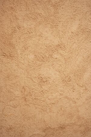 Brown Stucco Wall Banque d'images